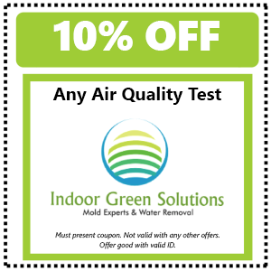 Air Quality Test coupon