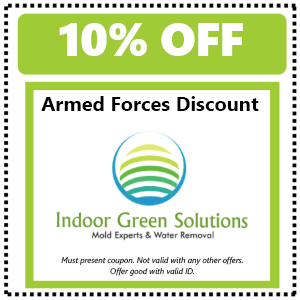Armed Forces Discount Coupon